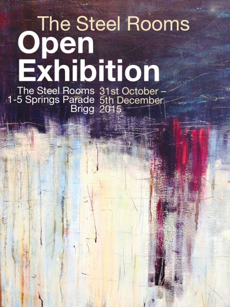The Steel Rooms Open Exhibition 2015