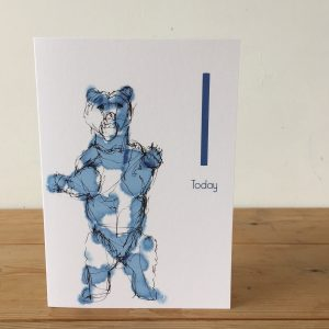 The Steel Rooms Bear age 1 by Emma Roberts