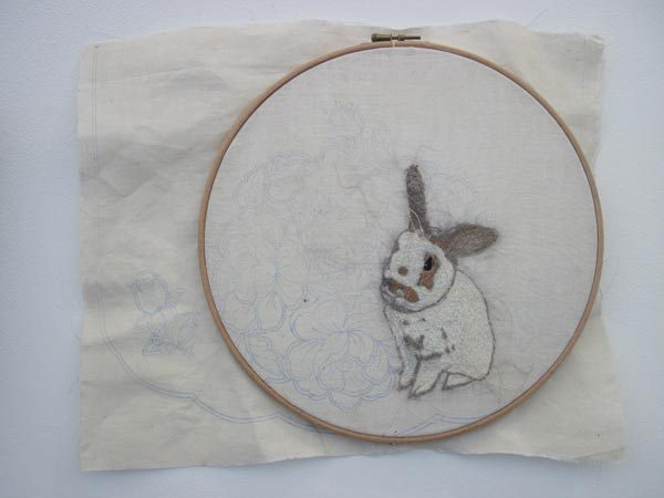 Hand Stitched Animals Workshop at The Steel Rooms